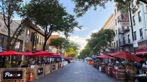 The five most exciting neighborhoods in NYC right now
