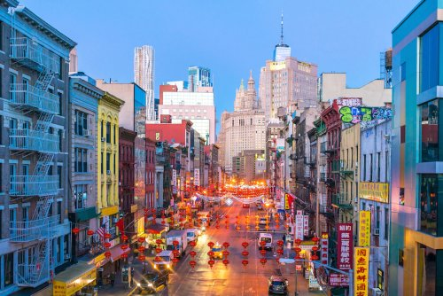 A celebration of Chinatown shops and restaurants is happening this weekend