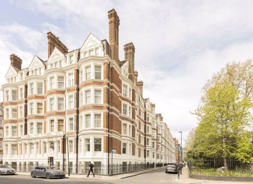 Over £15b worth of London homes sit empty
