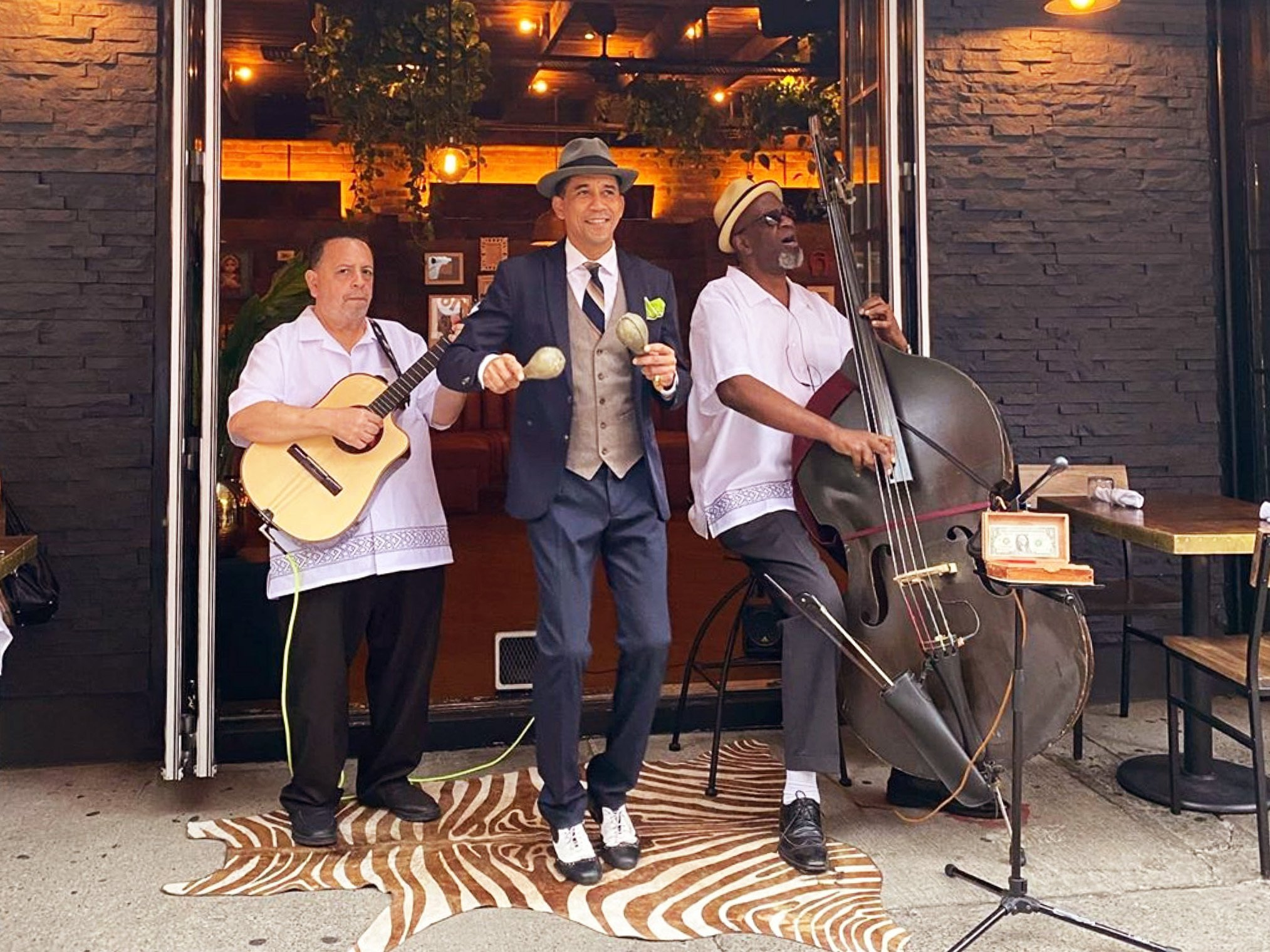 9 great NYC spots where you can enjoy outdoor dining with live music