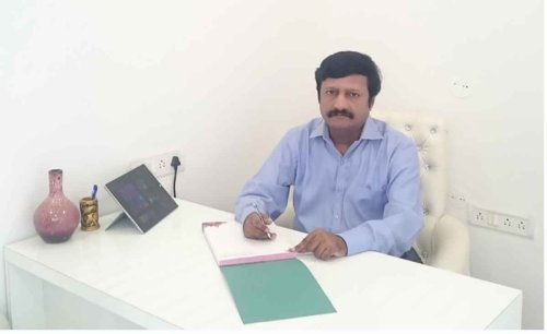 MEET RENOWNED NAME NUMEROLOGIST DR.SRINIVASAN.S