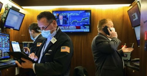 Dow, S&P 500 close at all-time highs amid strong corporate results, robust US, Chinese economic data