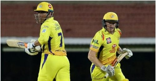 A look at top 3 batting performances from CSK vs RR fixtures in IPL
