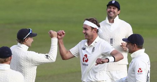 Stuart Broad named England's vice-captain for Tests against New Zealand