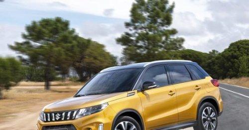 Next-gen Suzuki Vitara SUV likely to get plug-in hybrid option