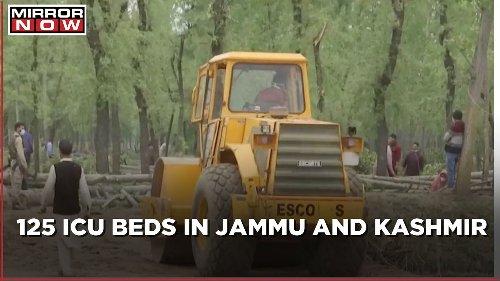 J&K Budgam hospitals to have 125 ICU Beds | Ground Report