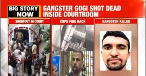 Rohini court shootout: Delhi police to interrogate jailed gangster Tillu