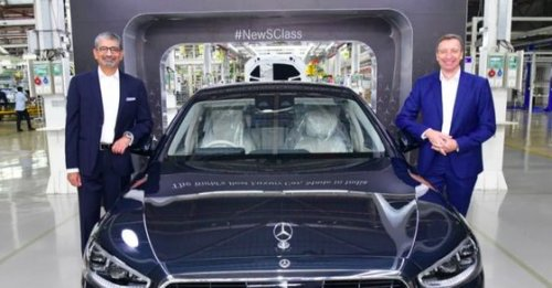 Mercedes-Benz sells 1700 cars in India in 3 weeks under new sales strategy