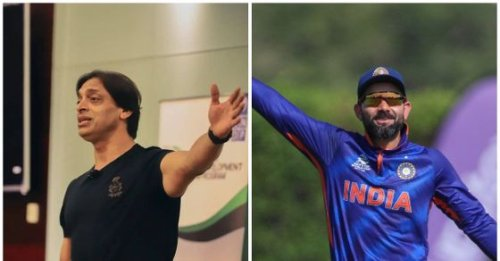 India vs Pakistan: Captain's luck is not favourable for Virat Kohli in ICC tournaments, says Shoaib Akhtar ahead of T20 WC clash