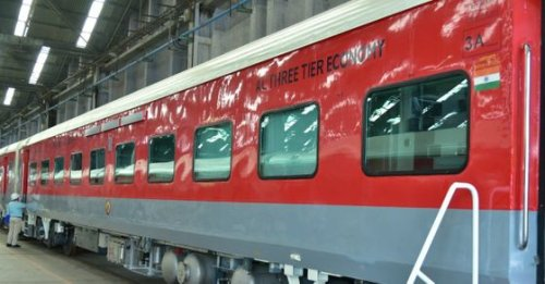 Now travel at 180 kmph speed as Railways successfully conducts trial of new AC coaches