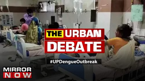 Patients lie on floor, cots, benches; politics rages, real issues takes backseat? | The Urban Debate
