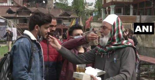 J&K: Kashmiri Pandits perform puja in Srinagar temples on Navreh, local Muslims take part in celebrations