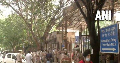 Rohini court shootout: Bar Council chairman meets Police Commissioner; all Delhi jails put on 'alert'