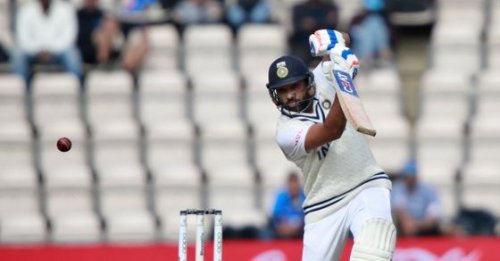 Rohit Sharma's very 'simple yet unique' practice game leaves Team India in splits - Watch video
