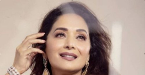 Madhuri Dixit shares easy recipe of natural homemade oil for healthy, shiny hair