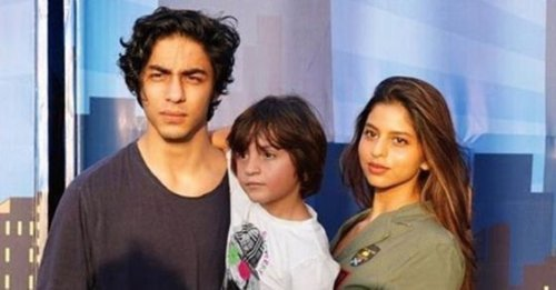 5 of the most expensive things owned by Shah Rukh Khan's kids Aryan, Suhana and AbRam