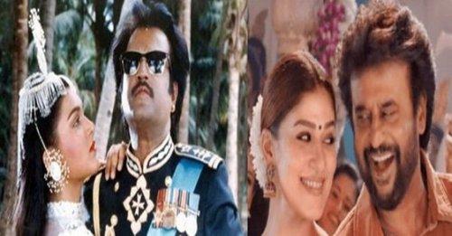 Khushbu, Nayanthara, Aishwarya, and more: Rajinikanth's best on-screen pairing over the years