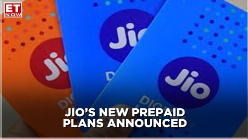 No more limit on Daily Data usage- Here's Jio New Prepaid Plans