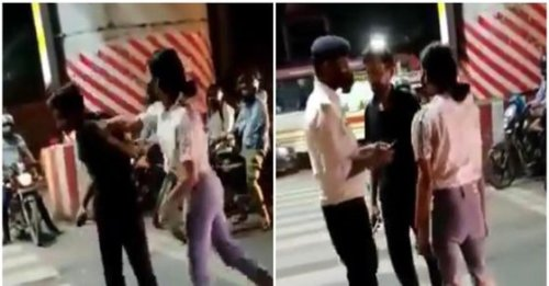 Twitterati trend #ArrestLucknowGirl after video shows 'badtameez' woman slapping cab driver