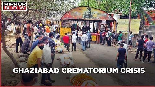 Ghaziabad: Two COVID deaths reported in April; bodies pile up for cremation | Ground Report