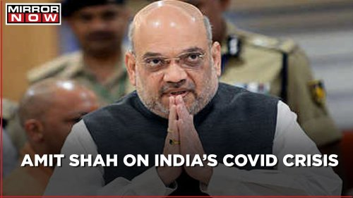 HM Amit Shah on India's COVID situation; defends gatherings at Kumbh Mela | EXCLUSIVE
