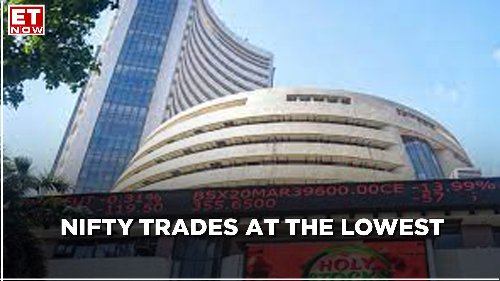 Dismal Start To Trade On Dalal Street As Covid-19 Fears Reign Supreme