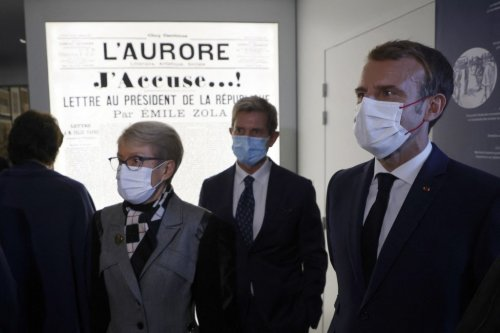 France opens world's first museum dedicated to Dreyfus affair