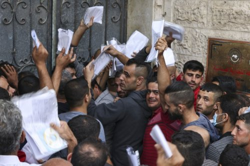 Israel authorizes 3,000 additional entry permits for Gaza workers