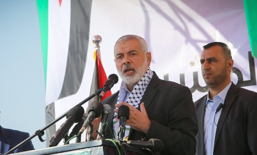 Ismail Haniyeh said planning trip to Iran, Lebanon as Cairo negotiations stall