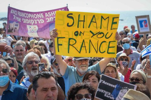 I never thought I'd be afraid to be Jewish in France. But I am.