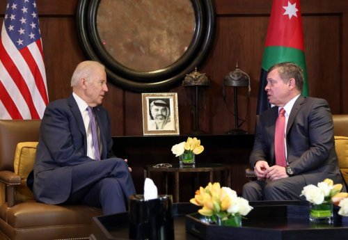 Amid signs of fragility, Biden and Bennett move to shore up Jordan's Abdullah