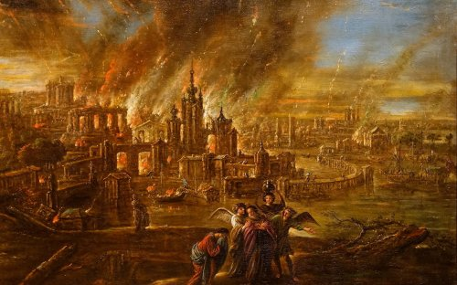Meteor destroyed ancient city, likely inspired Bible tale of Sodom, study finds