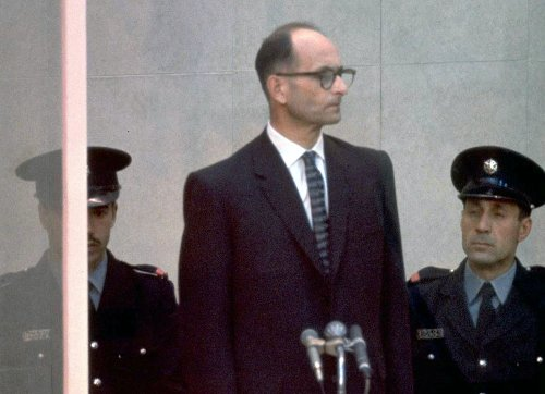 Revealed: Mossad cell which found Eichmann was stopped from capturing Mengele