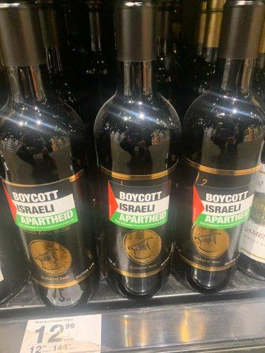 Kosher wines at Dan Murphy's targeted