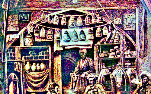 The Eternal Jew's Tale, #05, A Meeting with Saul of Tarsus