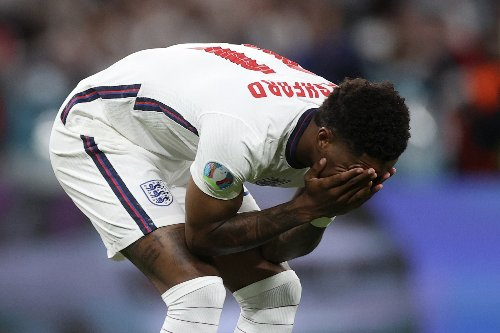 Racist abuse targets 3 English players who missed penalties in Euro soccer final