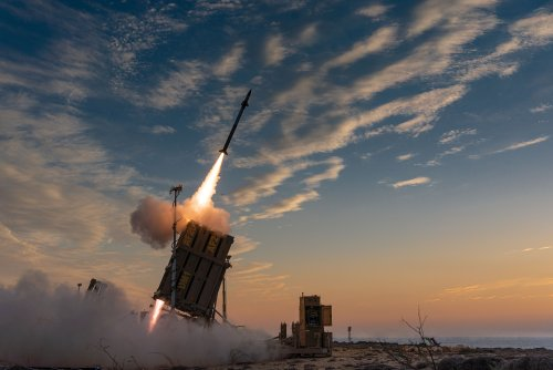 Lapid downplays removal of Iron Dome funding from US budget bill