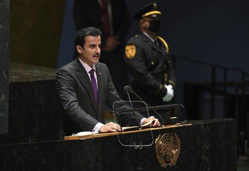 In UN speech, Qatar emir lashes Israeli 'violations' in Jerusalem