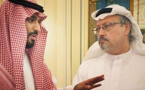 Saudi operatives who killed Khashoggi had paramilitary training in US — report