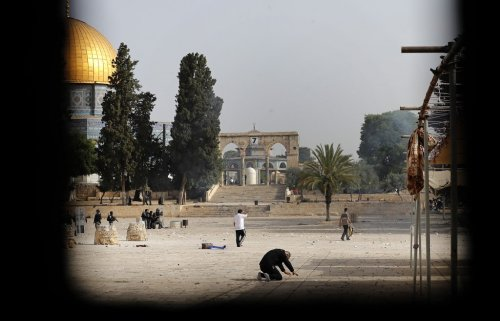 IDF: Hamas chiefs spurred to launch war after seeing Monday Temple Mount clashes