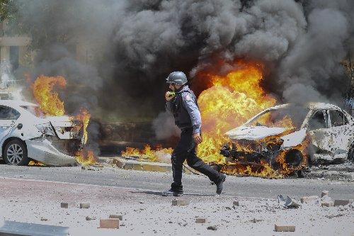 UN condemns Israel's response to Jerusalem riots, Gaza rocket fire
