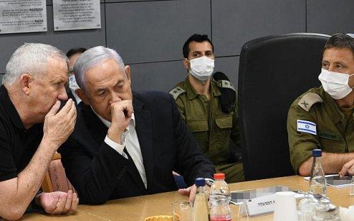 Israel forgot herself