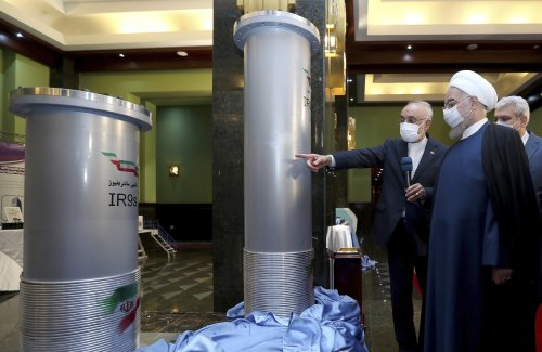 Iran says it foiled sabotage attempt at a nuclear facility
