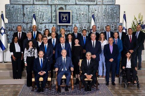 Israel's progressive new government is a triumph of democracy