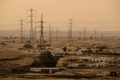Israel announces plan to slash carbon emissions by at least 85% by 2050