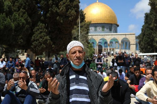 Police gird for possible unrest after Friday Ramadan prayers in Jerusalem