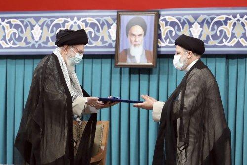 Iran supreme leader Khamenei formally tasks ultraconservative Raisi as president