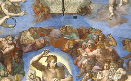Two Jews in Paradise: Enrico Bruschini shares a fascinating discovery after the magnificent restoration of the Sistine Chapel