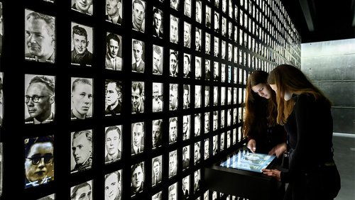 'Unimaginable suffering': Museum opens at infamous Nazi camp in heart of Holland