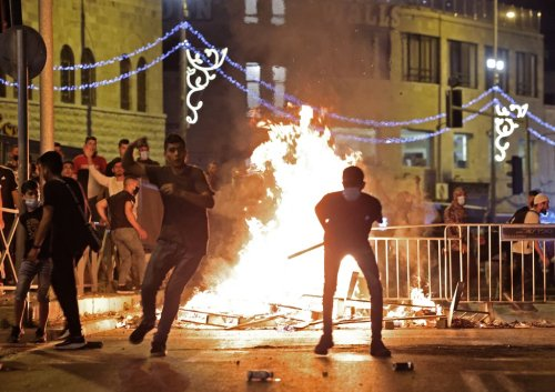 Jerusalem's on fire, and it's poised to spread in Israel, Gaza and the West Bank